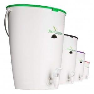 Urban Composter, bokashi bin, compost bin, Australian made compost bin