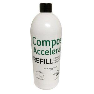 compost accelerator, compost spray