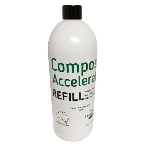 compost accelerator, compost spray